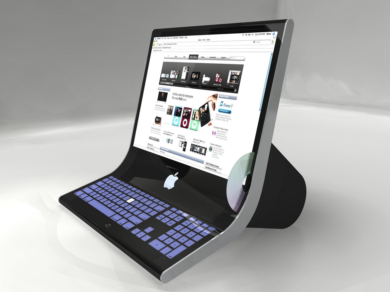 Новый iMac